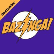 Dámské tričko s potiskem - Bazinga blue