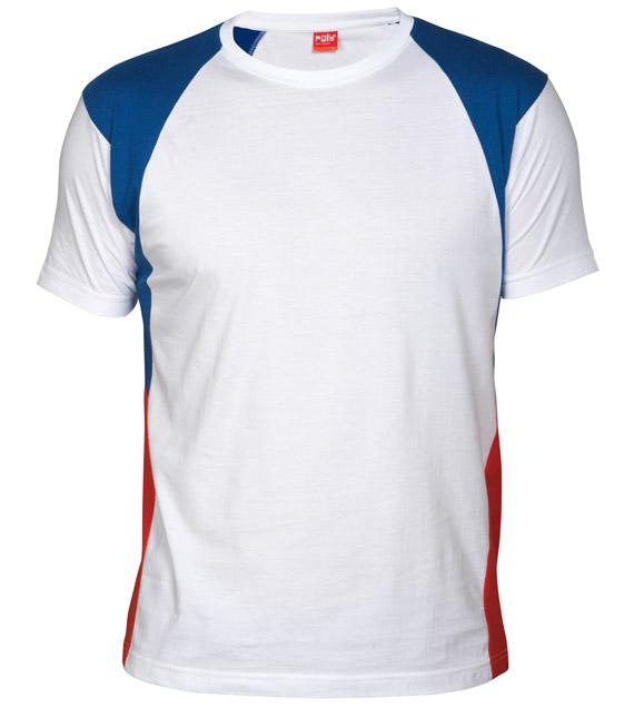 Pánské tričko Nationals team Česká republika, Rusko, Francie