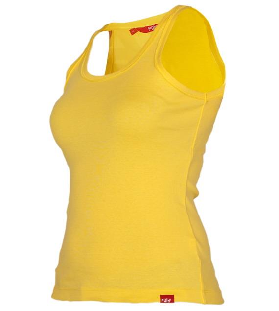 Dámské tričko - tílko Laredo Yellow