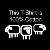 Pánské tričko s potiskem - 100% cotton black