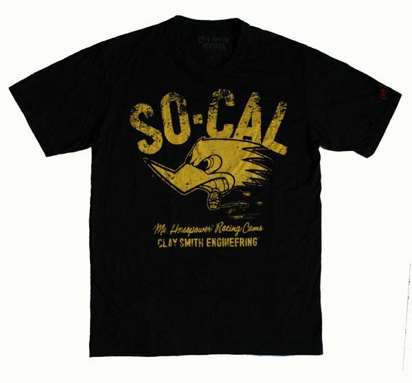 Unisex tričko Clay Smith black
