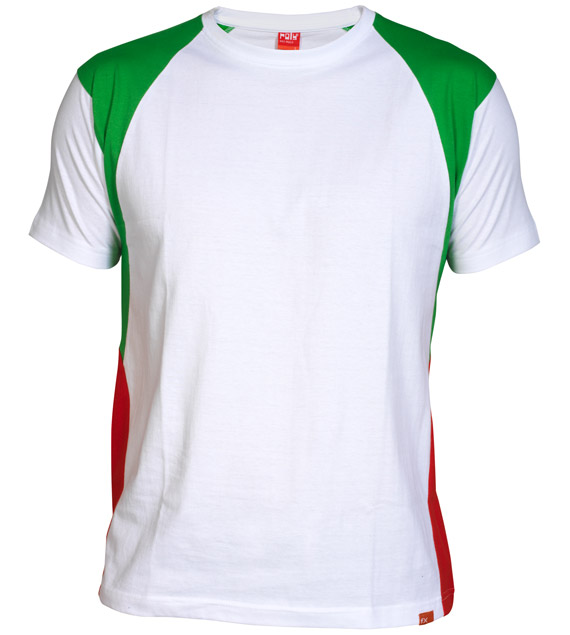 Pánské tričko Nationals team Itálie