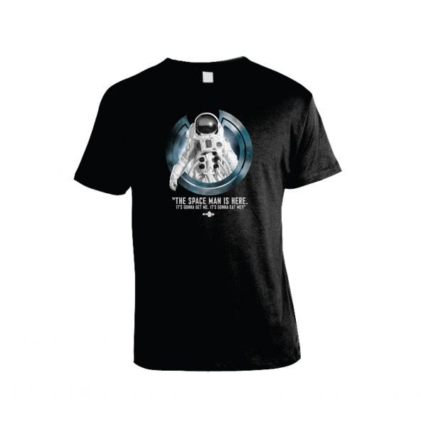 Unisex tričko Dr. Who Space man