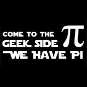 Pánské tričko s potiskem - Geekside black