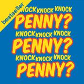 Pánské tričko s potiskem - Knock penny blue