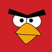 Pánské tričko s potiskem - Red bird red