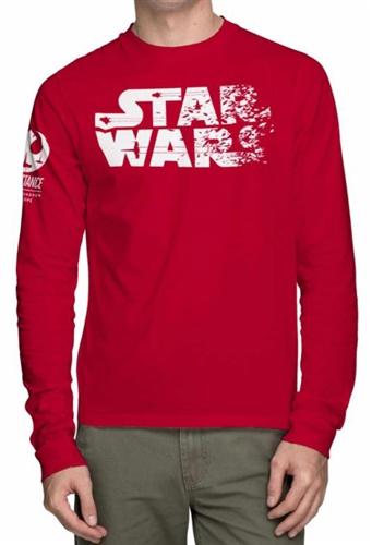 Pánské tričko Star Wars/Hvězdné války Restore The Republic (L)